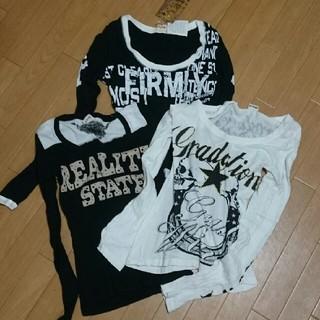 ダイア(d.i.a)のd.i.a シャツ3点まとめ売り(Tシャツ(長袖/七分))