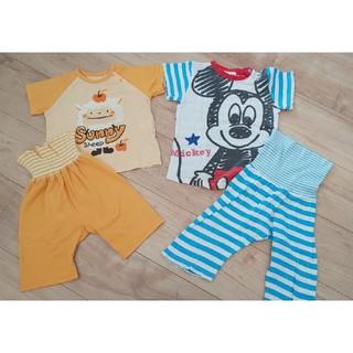 ディズニー(Disney)の夏物 パジャマ まとめ売り(パジャマ)