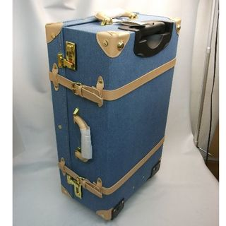 ディス(Dith)の訳あり Dith ディス キャリーケース Mサイズ デニム BL1 423(スーツケース/キャリーバッグ)