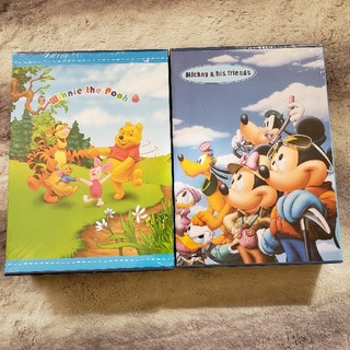 ディズニー(Disney)の《最終値下げ》ディズニーアルバム5冊セット×2(アルバム)