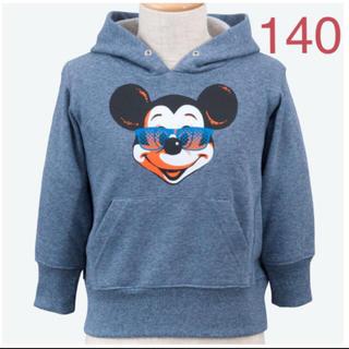 ディズニー(Disney)のミッキー パーカー ・ ディズニーリゾート パーカー ・ ディズニー トレーナー(Tシャツ/カットソー)