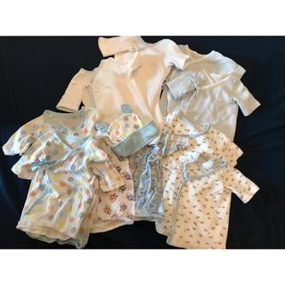 トイザラス(トイザらス)のベビーザらス 新生児用肌着セット まとめ売り(肌着/下着)