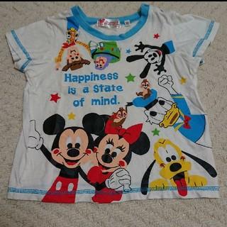 ディズニー(Disney)の100サイズ ディズニー Tシャツ(Tシャツ/カットソー)