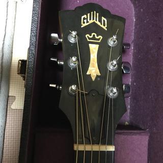 ギブソン(Gibson)のguildアコースティックギター(アコースティックギター)