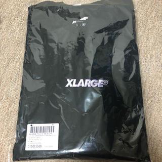 エクストララージ(XLARGE)のXLARGE エクストララージ ロンT ロングスリーブ 長袖 パープル XL(Tシャツ/カットソー(七分/長袖))