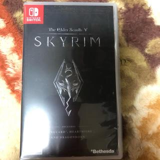 Nintendo Switch - スカイリム Switch版