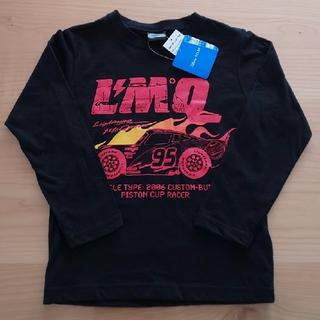 ディズニー(Disney)の【匿名配送】カーズ 長袖Tシャツ120(Tシャツ/カットソー)