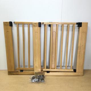 グランドール(GRANDEUR)の専用 2台セット!グランドール☆木製オートマチックゲート 取付幅76〜86㎝(ベビーフェンス/ゲート)