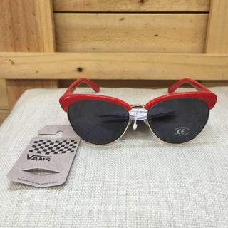 ヴァンズ(VANS)の★VANS★ semirimless sunglasses(サングラス/メガネ)