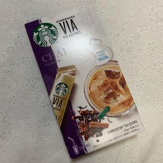 スターバックスコーヒー(Starbucks Coffee)のスターバックス チャイ 4本(茶)