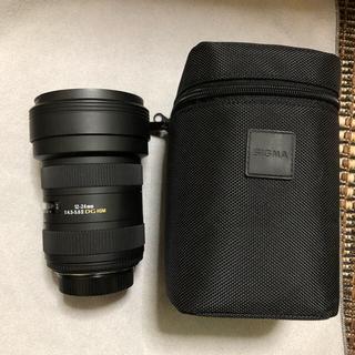 シグマ(SIGMA)のコメット113 様 専用 SIGMA 12-24 F4.5-5.6(レンズ(ズーム))