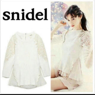 snidel - カットソー