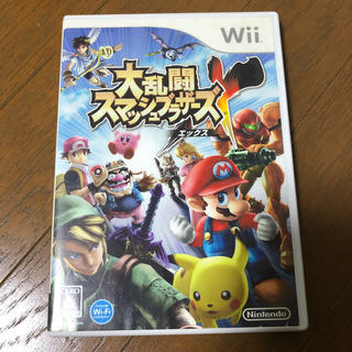 Wii - スマッシュブラザーズ Wiiカセット