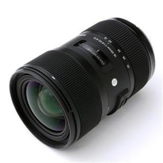 シグマ(SIGMA)のSIGMAレンズ 18-35mm ART(Nikon用) 新品同様 桜木様専用(レンズ(ズーム))