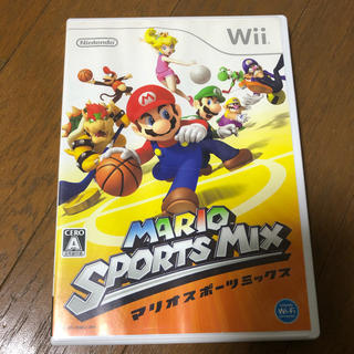 Wii - マリオスポーツミックス Wii カセット