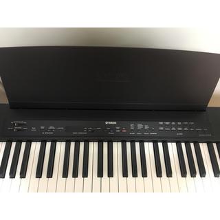 ヤマハ(ヤマハ)のYAMAHA 電子ピアノ P80(電子ピアノ)