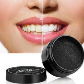 炭パウダー 歯のホワイトニング(歯磨き粉)