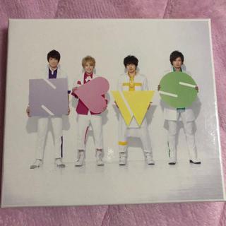 NEWS - NEWS アルバム NEWS 初回限定A CD