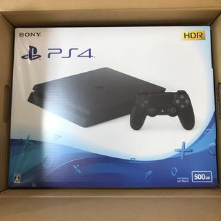 PlayStation4 - PlayStation4 グレイシャー・ホワイト 500GB PS4 新品未開封