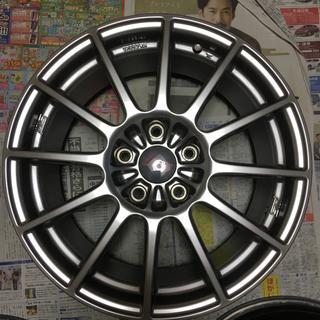 スバル(スバル)のスバル STI 純正 オプション 17インチ 7J +55 114.3 5H(ホイール)