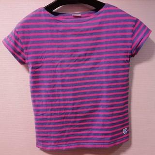 オーシバル(ORCIVAL)の【美品】ORCIVAL ボーダー Tシャツ(Tシャツ(半袖/袖なし))