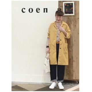 コーエン(coen)の春カラー♡スプリングコート(スプリングコート)
