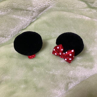 ディズニー(Disney)のミニーちゃんの耳(カチューシャ)