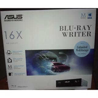 エイスース(ASUS)の内蔵型BDドライブ ASUS BW-16D1HT 3.01 (4K UHD)(PCパーツ)