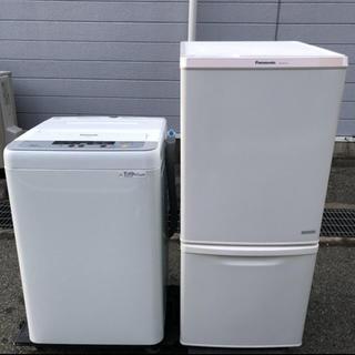 Panasonic - パナソニック Panasonic 洗濯機 冷蔵庫 2015年式