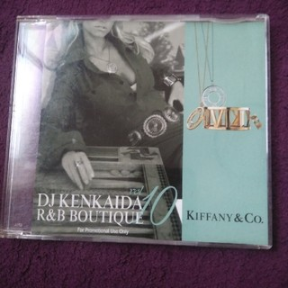 DJ KENKAIDA mixCD(R&B/ソウル)