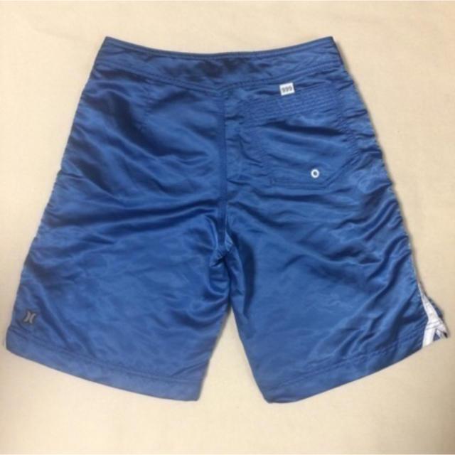 Hurley(ハーレー)の夏の準備に! ハーレー サーフパンツ メンズ ブルー サーフィン Hurley メンズの水着/浴衣(水着)の商品写真