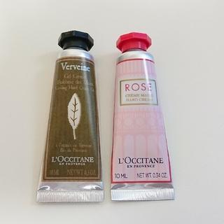 ロクシタン(L'OCCITANE)の【aime様専用】ロクシタン ハンドクリーム 2個セット(ハンドクリーム)