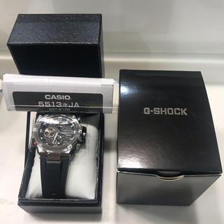 カシオ(CASIO)のg-shock GST-B100-1AJF【丸1年保証あり】(腕時計(アナログ))