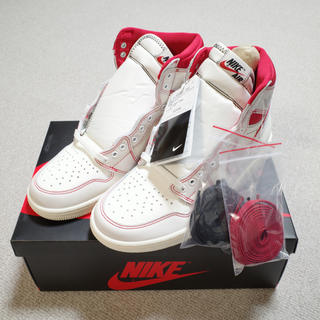 NIKE - NIKE AIR JORDAN 1 HIGH SAIL 26.5cm