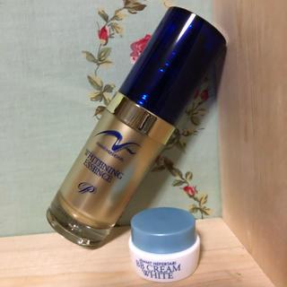 クリスタルジェミー(クリスタルジェミー)のジェミーネフェルタリ ホワイトニングエッセンスP 15ml BBクリームおまけ付(美容液)