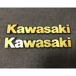カワサキ - カワサキ エンブレム 2点セット