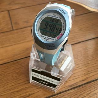 カシオ(CASIO)の【未使用】CASIO フィズ PHYS ランニングウォッチ(腕時計(デジタル))