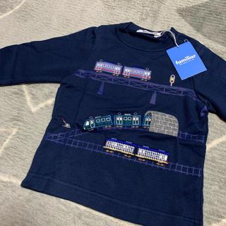 familiar - ファミリア Tシャツ
