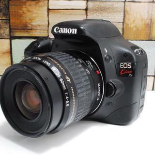 Canon - ★Canon EOS Kiss X4★軽量&高画質1800万画素☆