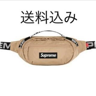 Supreme - supreme waist bag tan