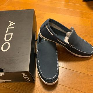 アルド(ALDO)のALDO メンズ 靴 スリッポン EDUUIN(スリッポン/モカシン)