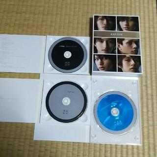 カトゥーン(KAT-TUN)のCD KAT-TUN  Real Face  DVD付き(ポップス/ロック(邦楽))