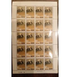 1000円切手 2シート 40000円分(切手/官製はがき)