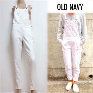 オールドネイビー(Old Navy)のold navy サロペット オーバーオール♡マウジー スライ ザラ H&M(サロペット/オーバーオール)