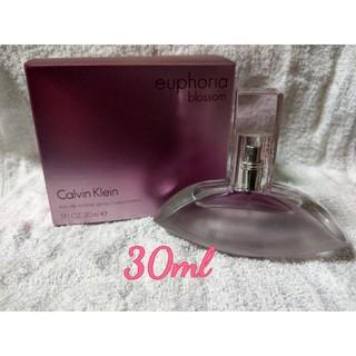 カルバンクライン(Calvin Klein)のCK euphoria blossom  ユーフォリアブロッサム 30ml(香水(女性用))