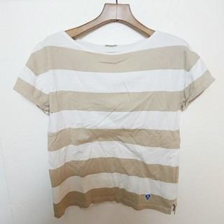 オーシバル(ORCIVAL)のORCIVAL オーチバル ボーダーカットソー(Tシャツ(半袖/袖なし))