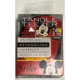 ディズニー(Disney)の【新品未開封】【限定】TANGLE TEEZER ミッキー90周年 Disney(ヘアブラシ)
