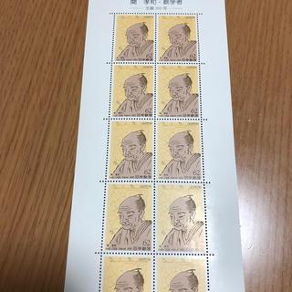 62円切手 10枚シート(切手/官製はがき)