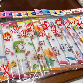 ディズニー(Disney)のふぅちゃん様専用♡ディズニーお食事エプロン6枚(お食事エプロン)