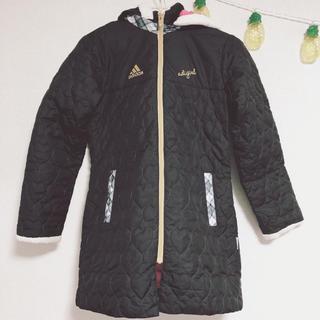 アディダス(adidas)の♡ adidas ダウンコート ♡ adigirl ♡ size 140(コート)